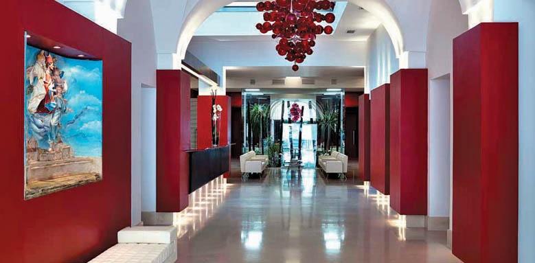 Risorgimento Resort, lobby
