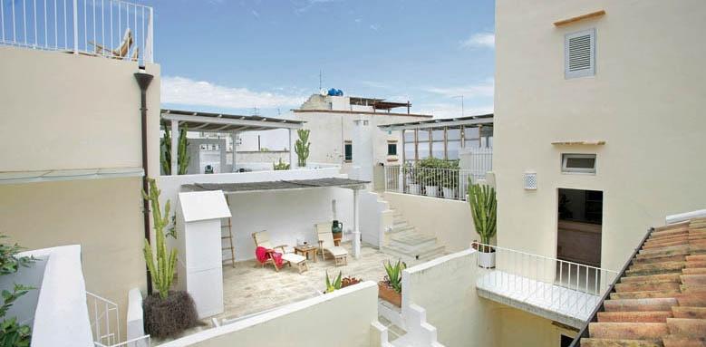 Relais corte Palmieri, terrace