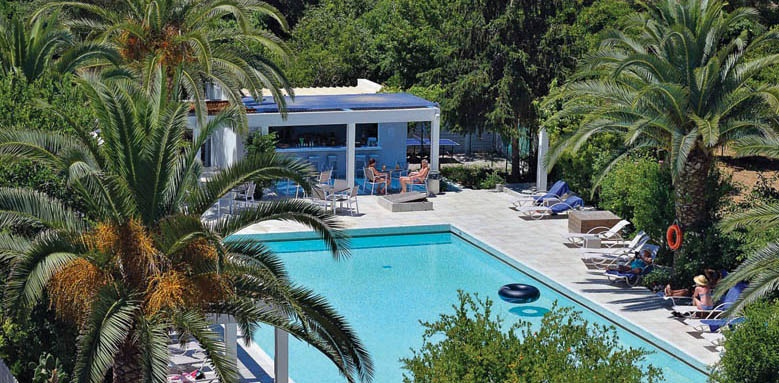 Corfu Palma Boutique, pool
