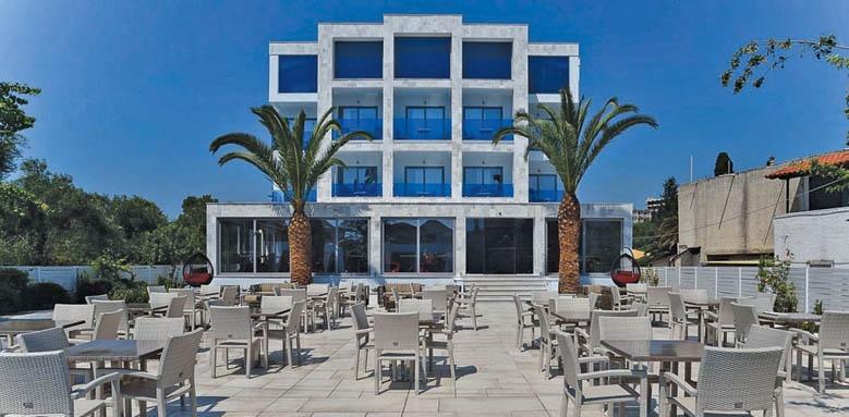 Corfu Palma Boutique, exterior