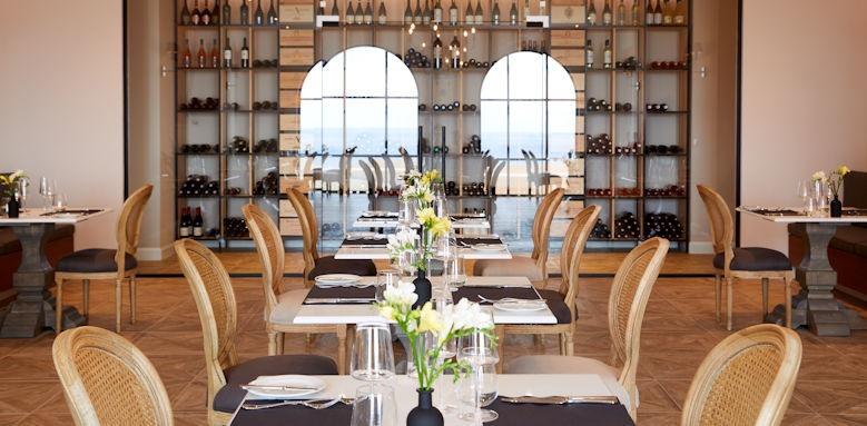 marbella nido, restaurant