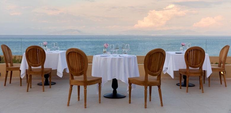 marbella nido, gourmet restaurant