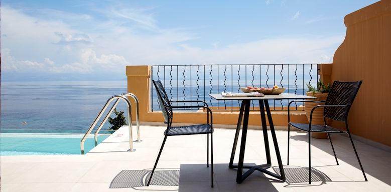 Marbella nido, deluxe suite