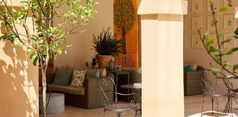 Marbella Nido Suites, orangerie