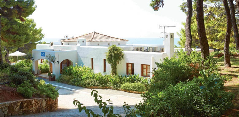 marpunta village club, exterior