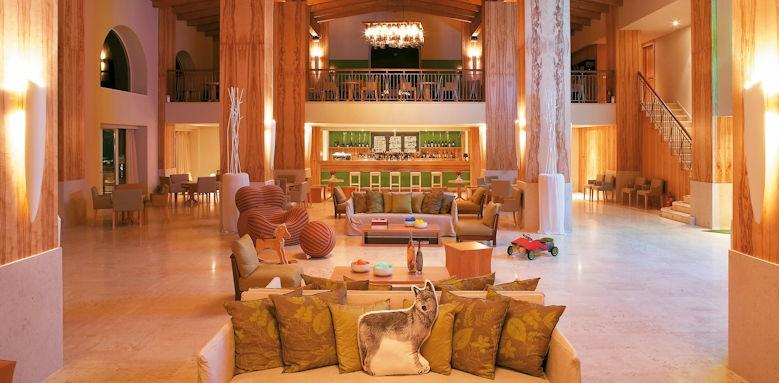 Grecotel Filoxena, lobby
