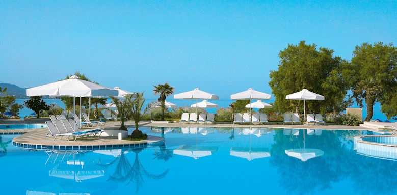 Grecotel Filoxena, pool