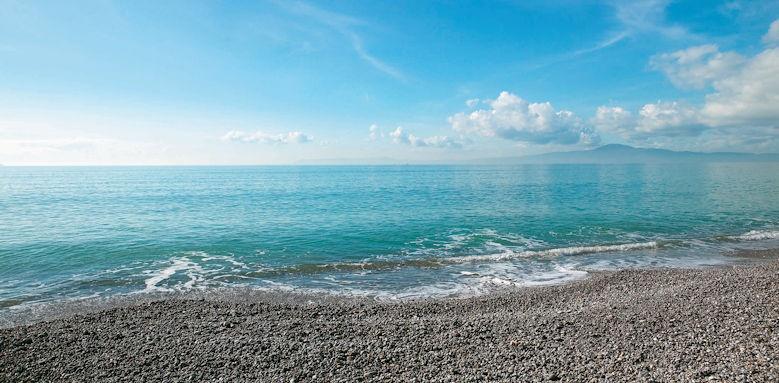 Grecotel Filoxena, beach