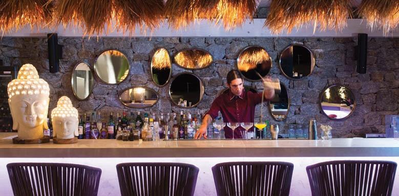 Myconian Naia, bar