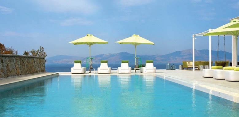 Myconian Naia, pool