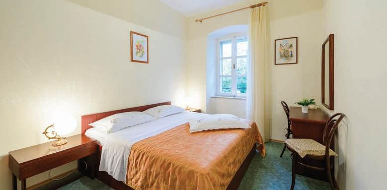 Villa Balich, bedroom