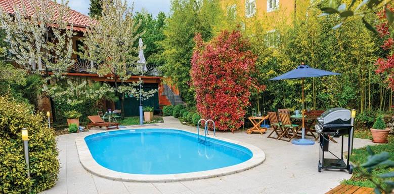 Villa Balich, pool