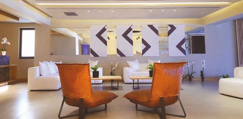 Ikones Suites, lobby