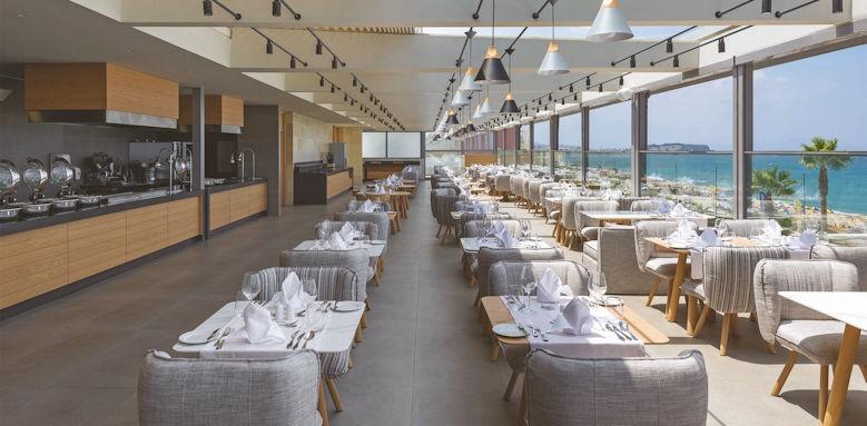 Ikones Suites, main restaurant