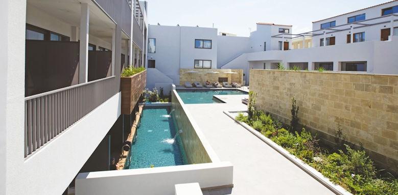 Ikones Suites, pool