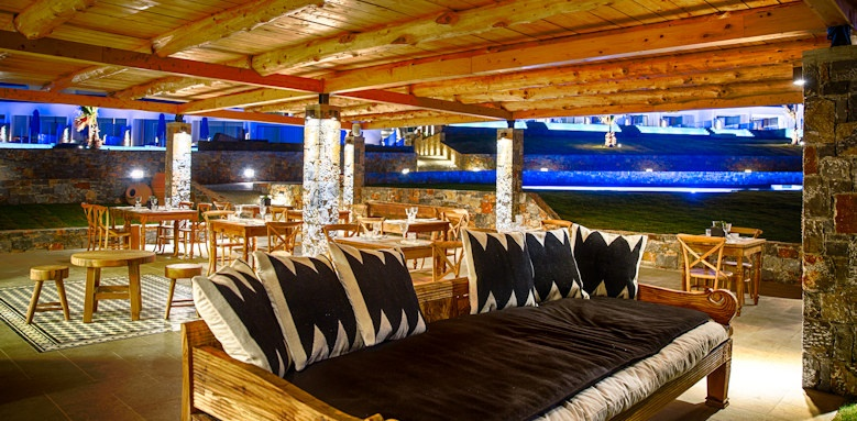 abaton, lounge terrace