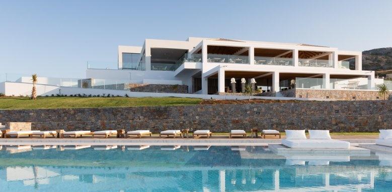 Abaton resort, main building