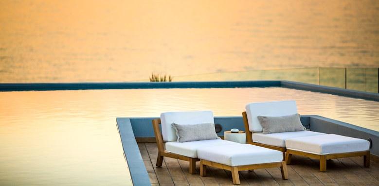 abaton, sunset loungers