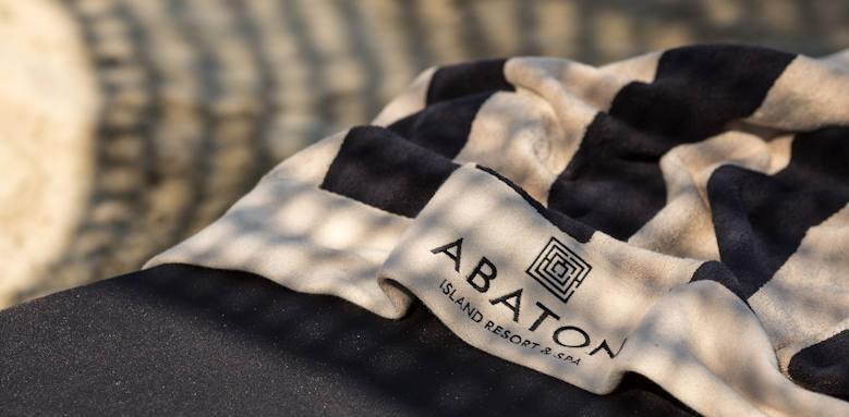 Abaton Island Resort, towel