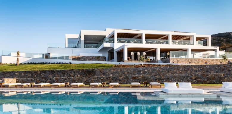 Abaton Island Resort, pool