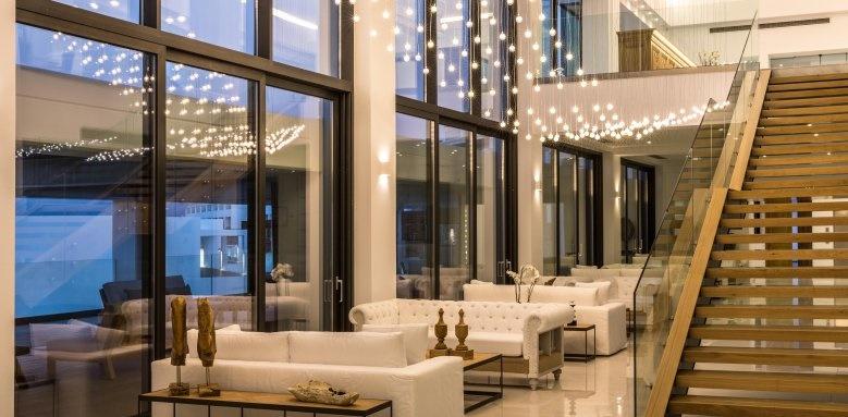 abaton resort, interior design