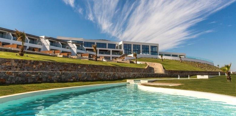 abaton resort, outdoors