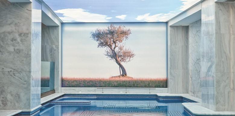 Electra Metropolis, indoor pool