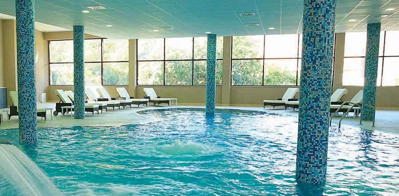 Hotel Marko Polo, indoor pool