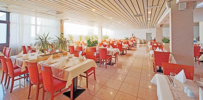 Hotel Marko Polo, restaurant