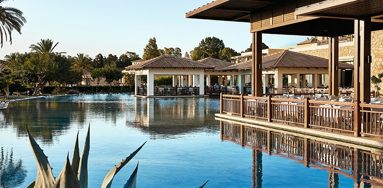 Kos Imperial Thalasso, mediterranean restaurant