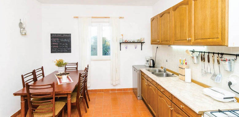 Villa Matkovic, kitchen