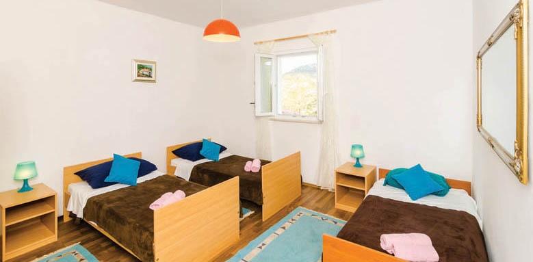 Villa Matkovic,, childrens bedroom