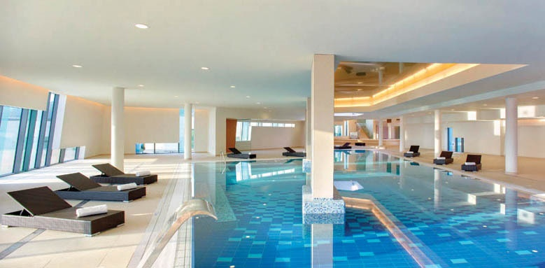 Valamar Lacroma, indoor pool