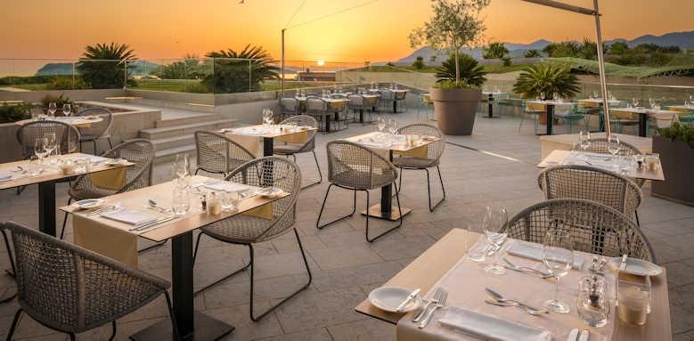 Valamar Lacroma, Momenti Restaurant