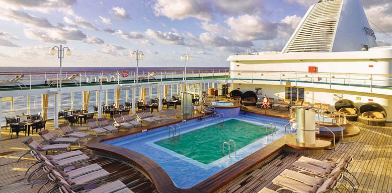 Silver sea cruises, silver shadow