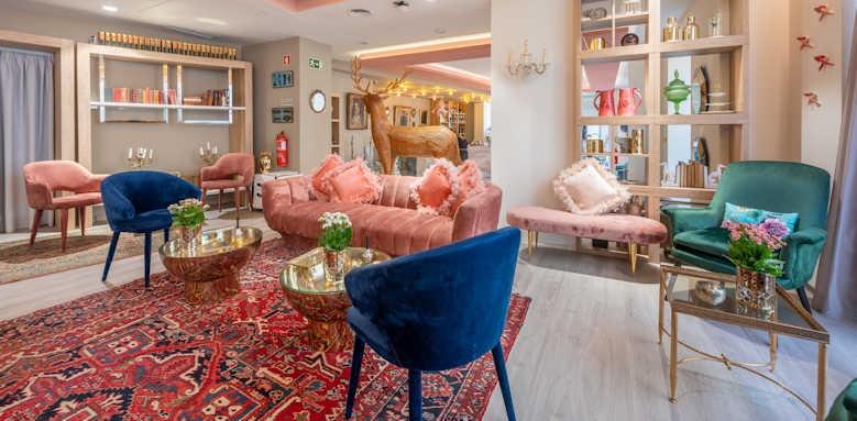 Se Boutique Hotel, sitting area