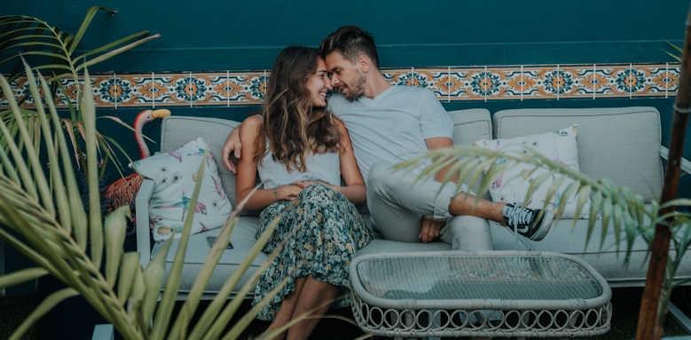 Se Boutique Hotel, romantic couple