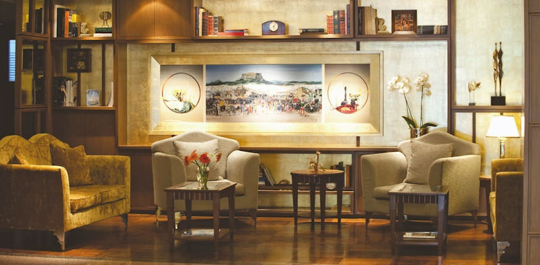 Electra Hotel, lounge