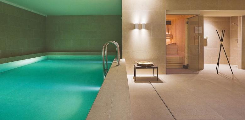Pestana Riverside, spa pool