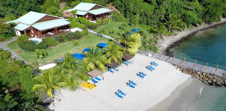 Calabash cove resort and spa, beach view