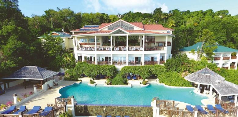 Calabash cove resort and spa, exterior