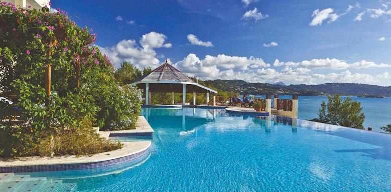 Calabash cove resort and spa, main pool