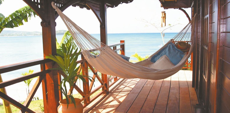 Calabash cove resort and spa, cottage hammock