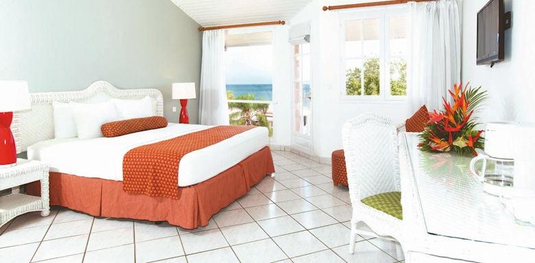 st james's club morgan bay,  ocean view room