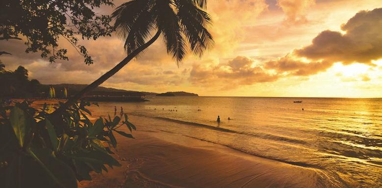 st james's club morgan bay,  sunset beach