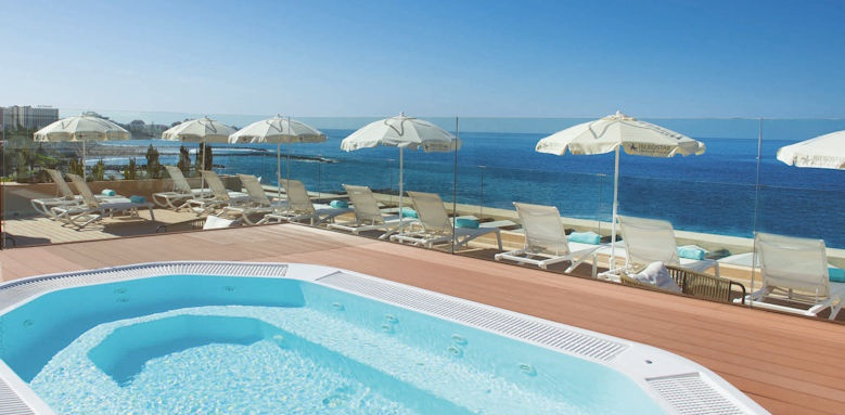 Iberostar Bouganville Playa, terrace pool