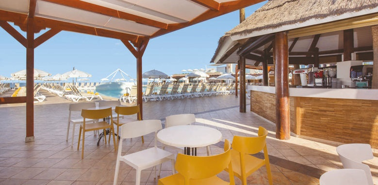 Iberostar Bouganville Playa, snack bar
