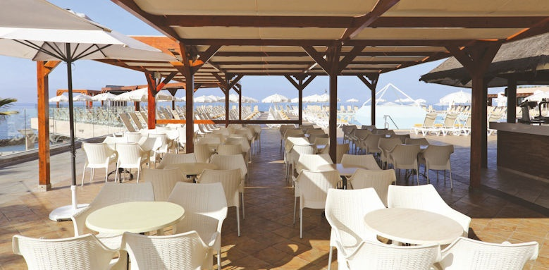 Iberostar Bouganville Playa, pool restaurant