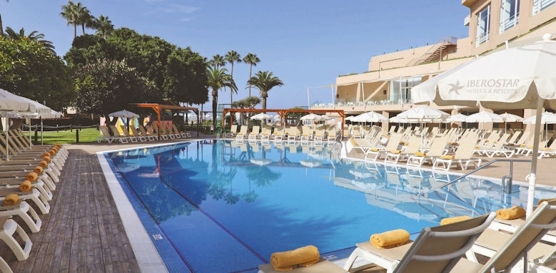Iberostar Bouganville Playa, pool