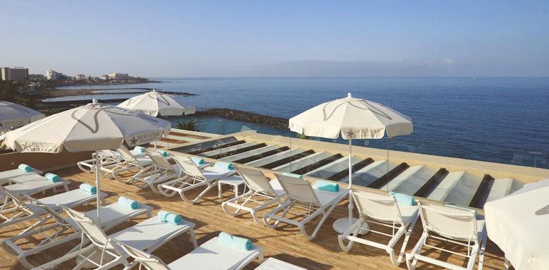 Iberostar Bouganville Playa, sun deck